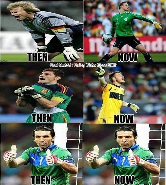 W bramce reprezentacji Włoch wciąż stoi Gianluigi Buffon • Zmiana pokoleniowa w Hiszpanii i Niemczech • Buffon wiecznie młody >> #buffon #football #soccer #sports #pilkanozna
