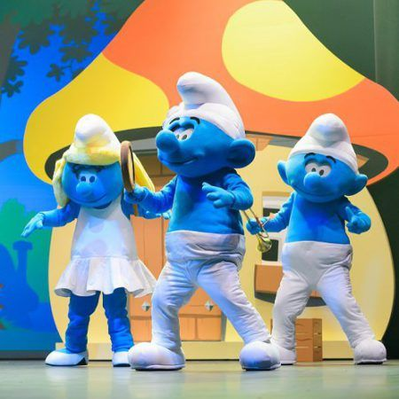 Stand a chance to win FOUR tickets to watch The Smurfs Live on Stage valued at R150 each. The show will take place at the Theatre of Marcellus at Emperors Palace, Johannesburg from 13th to the 30th July 2017.      Bringing the magic of Smurf Village to SA for the first...