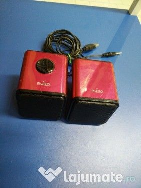 Boxe PURO Music Box Pink