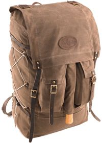 Isle Royale Bushcraft Pack : from Duluth Pack,Minnesota. I want it!
