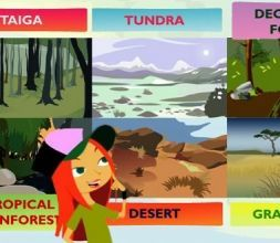Ecosystems: 11 StudyJams! Interactive Science Activities