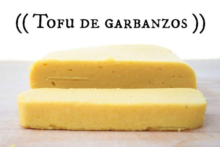 Tofu de garbanzos - Mi carnívoro y yo