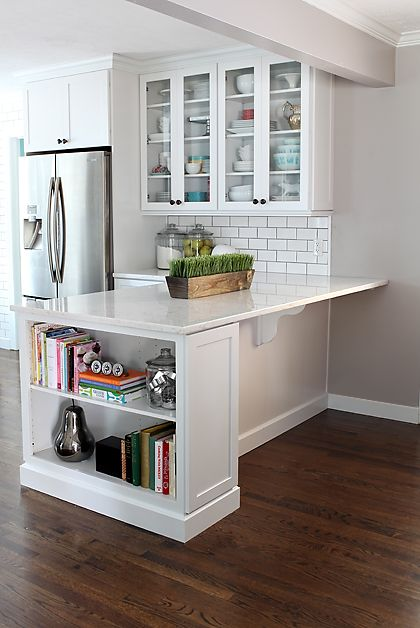 Kitchen Island Knee Wall best 25+ kitchen bar counter ideas only on pinterest | kitchen