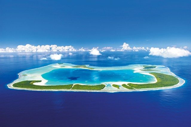 Best winter sun destinations: Bora Bora, Tahiti & French Polynesia (Condé Nast Traveller)