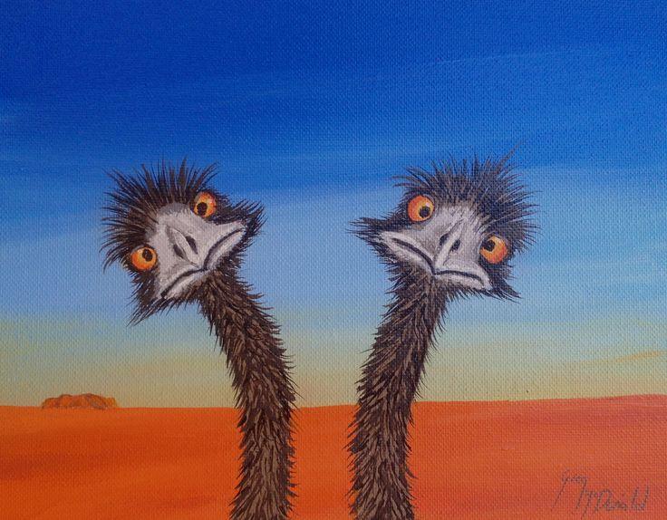 214 best original australian paintings images on pinterest for Australian mural artists