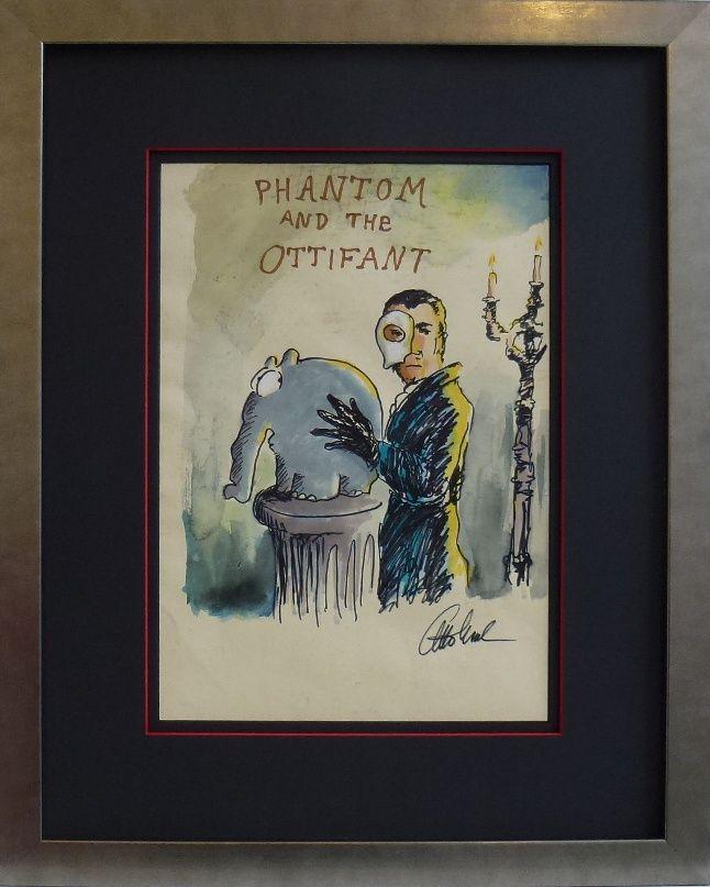 Otto Waalkes Zentralmanagement Walentowski Galerien Pop Art