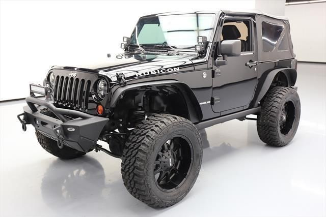 Ebay 2013 Jeep Wrangler Rubicon Sport Utility 2 Door 2013 Jeep Wrangler Rubicon Convertible 4x4 Lift 29k Mi Jeep Wrangler Rubicon 2013 Jeep Wrangler 2013 Jeep