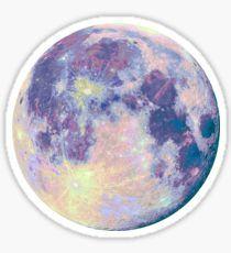Moon Pegatina