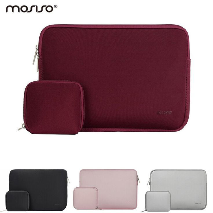Mosiso Laptop Pouch Bag Sleeve Case for Macbook Ai…