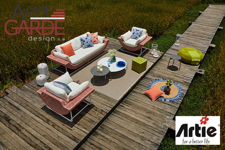 Artie furniture by Avant Garde design S.A.