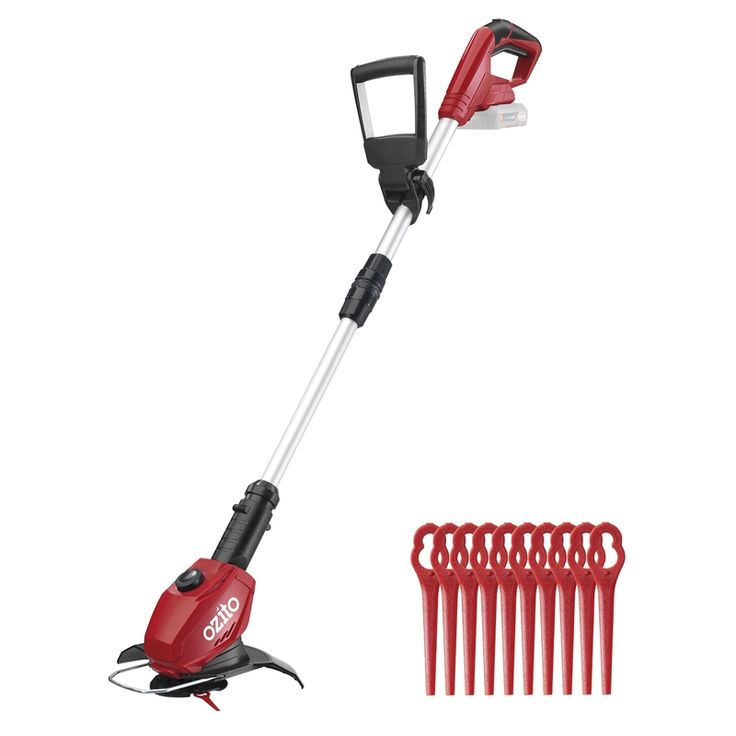Find Ozito Power X Change 18V Grass Trimmer at Bunnings Warehouse. Visit your local store for the widest range of garden products.