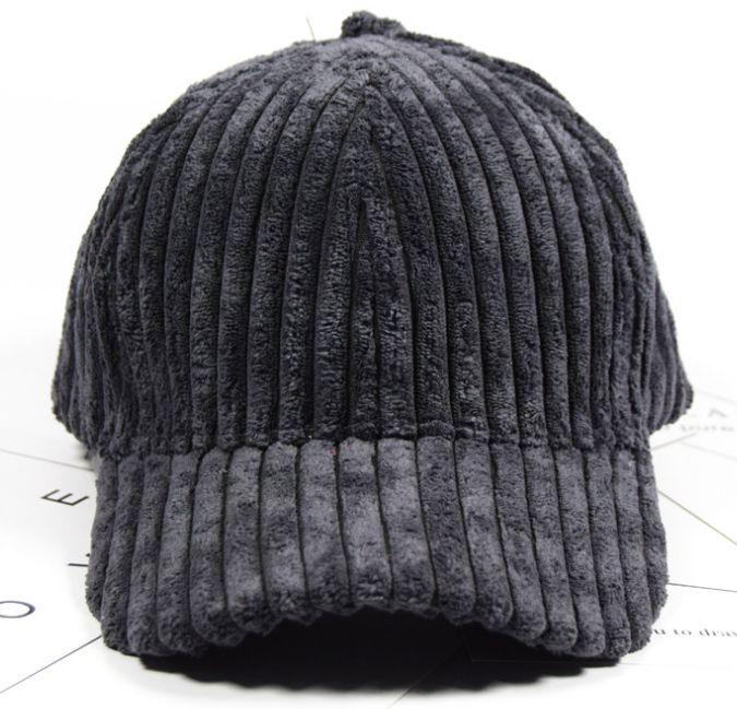 Removable Jaxon Side Pin Grosgrain Ribbon Sweatband Smooth Satin Lining Corduroy Hat