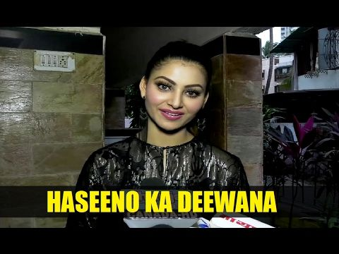 Urvashi Rautela's interview for song Haseeno Ka Deewana crossed 50 Millions views.