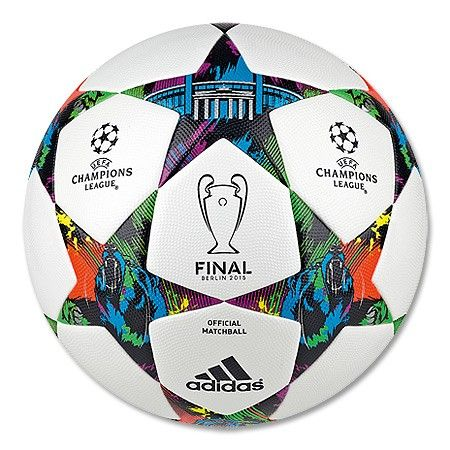 Balón Oficial de Juego Champions League Final Berlín 2015 Adidas #championsleague