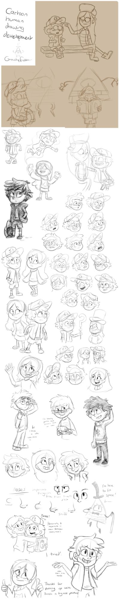 Basic Character Design Tips : Best drawing cartoon people ideas on pinterest