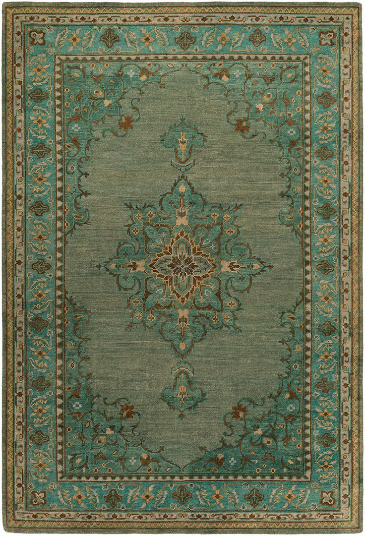 Haven Teal Forest Area Rug Room Decor Rugs Home Decor