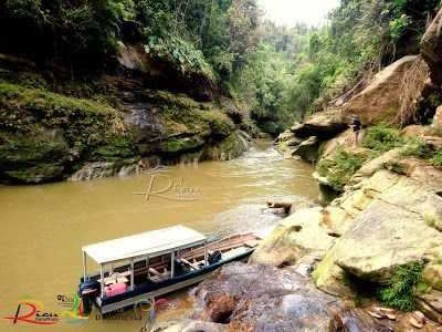 Sungai Kopu Green Canyon Ala Riau | RIAU DAILY PHOTO