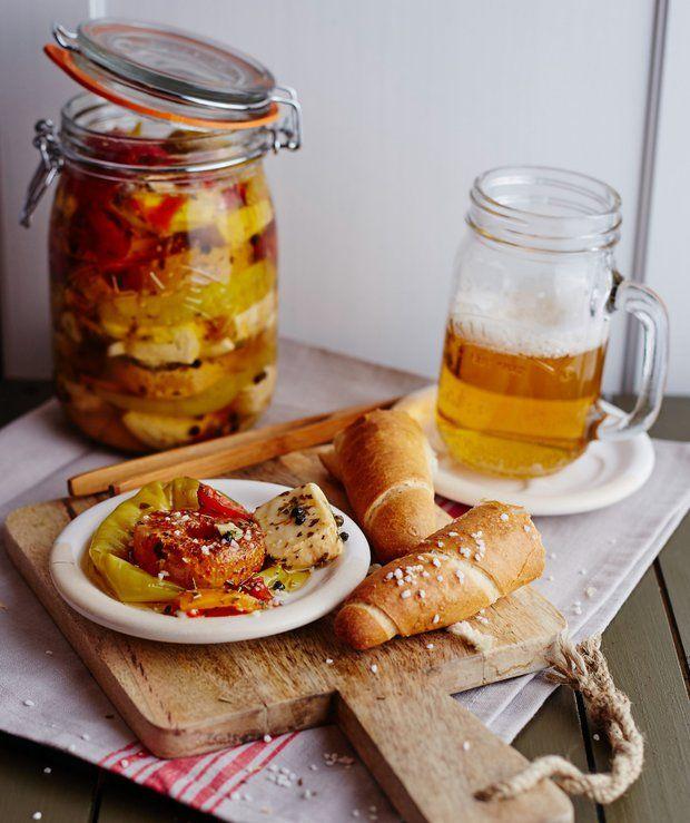 Olomoucké tvarůžky a zrající sýry naložené v pivě , Foto: David Turecký pro Naložto