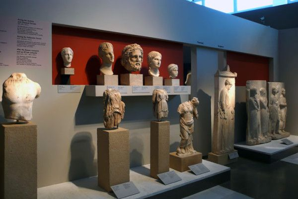 Museums of Ancient Greece