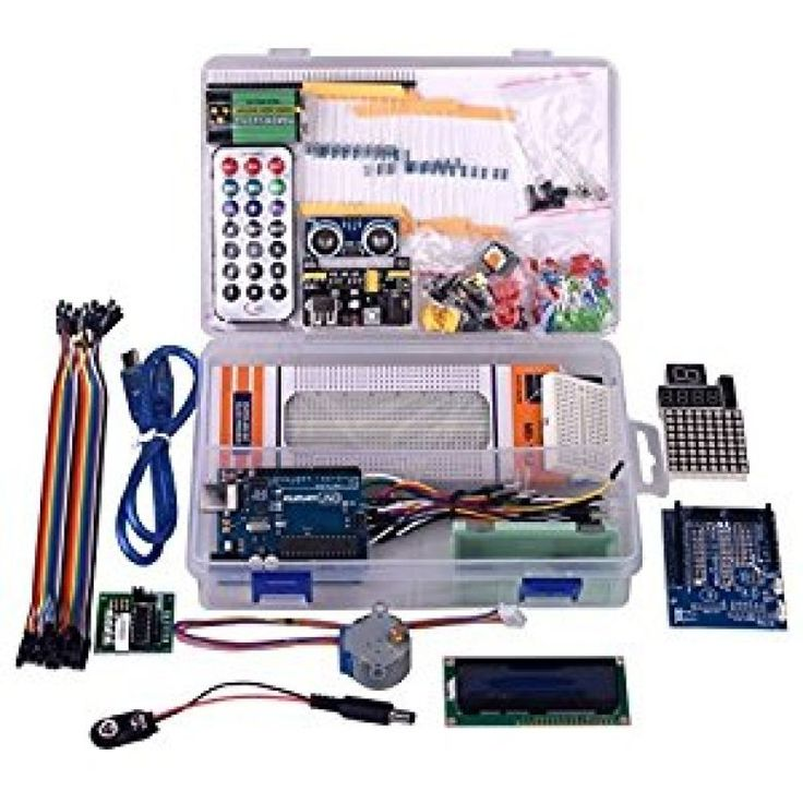 Buy Arduino Project Complete Starter Kit