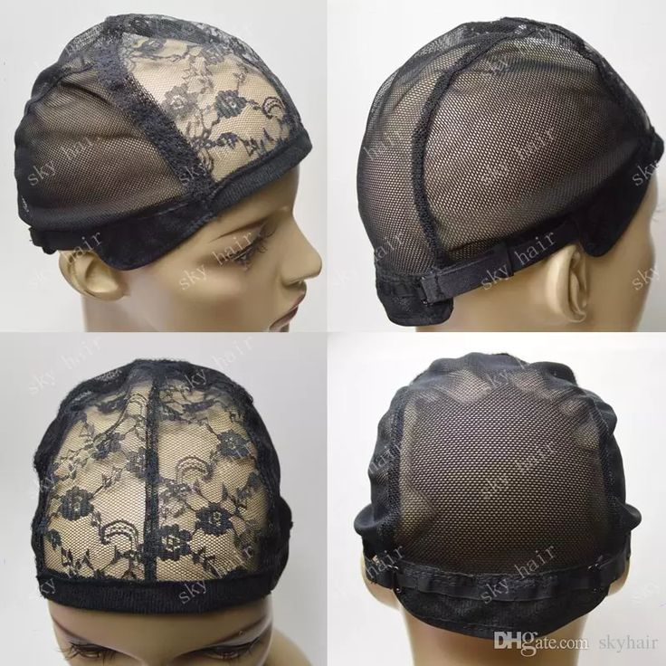 Glueless Lace Wig Caps For Making Wigs Small/Medium/Large Black Color With Adjustable Strap Weave High Quality Wig Caps Adjustable Strap Glueless U Part Wig Cap Online with $9.84/Piece on Skyhair's Store   DHgate.com