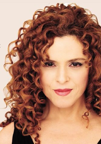 "Bernadette Lazzara ""Peters""---Loved when she and Steve Martin played ukulele and sang in the Jerk."