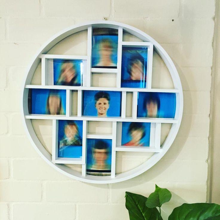 Brady Wheel - a simple photo-based artwork