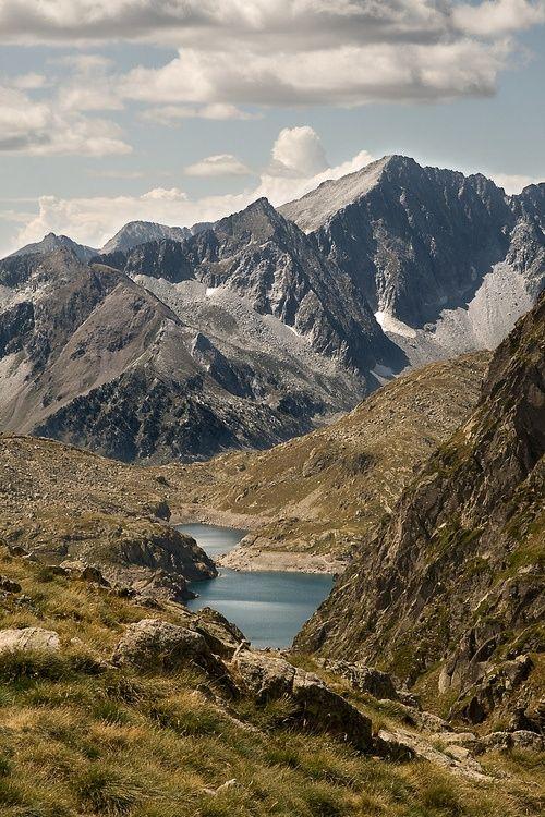 Pirineus, LLeida, Catalonia