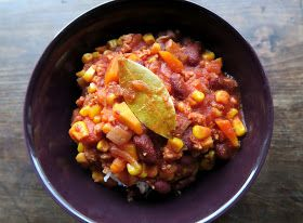 at ease: Chili Sin Carne