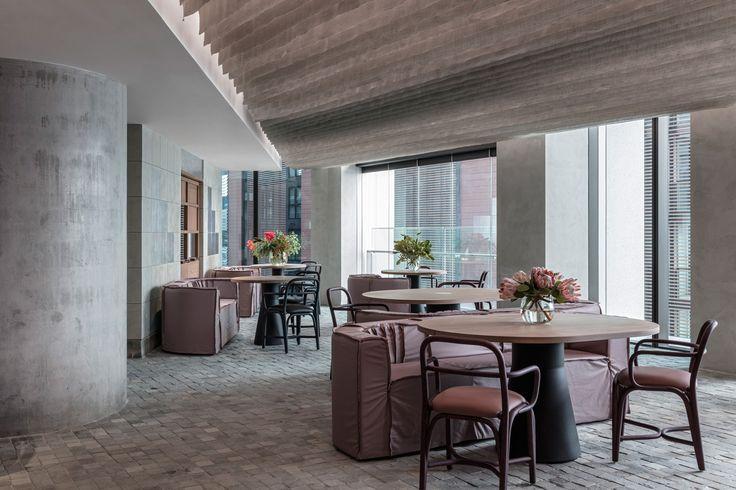 12 Micron Restaurant in Sydney's Barangaroo by SJB Interiors   Yellowtrace