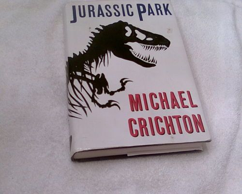 a summary of jurassic park by michael crichton Find great deals on ebay for michael crichton jurassic park shop with confidence.