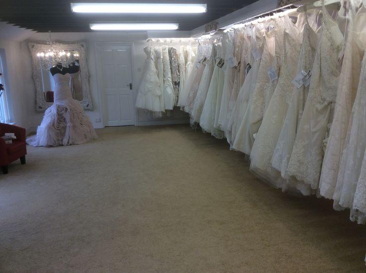 130 best Bridal Salon images on Pinterest   Bridal boutique ...