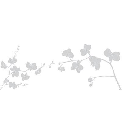 Fönsterfilm - Orkidé 2  35x100 179kr  50x120 269kr