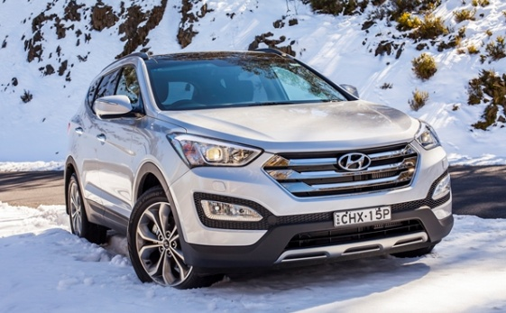Do not let today's weather get you down with the snow ice and rain. Here at BURNS HYUNDAI, we got you covered..    Come check out our 2013 Hyundai Santa Fe and 2013 Hyundai Tucson!    Also a great choice of SUV's in our pre-owned inventory!  For further information please see www.burnshyundai.com for and a no obligation-price quote.