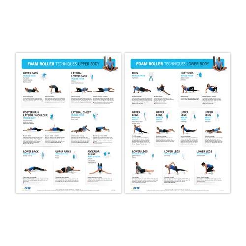 foam roller - best chart | Fitness & Nutrition | Pinterest ...