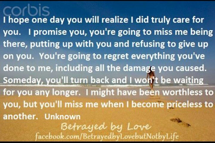 Betrayed By Love Quotes