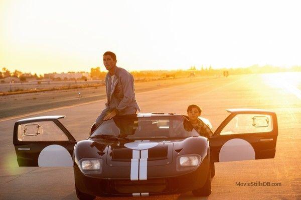 Ford V Ferrari In 2020 Ferrari Christian Bale Pretty Cars