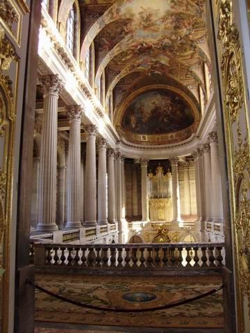 301 moved permanently for Chateau de versailles interieur