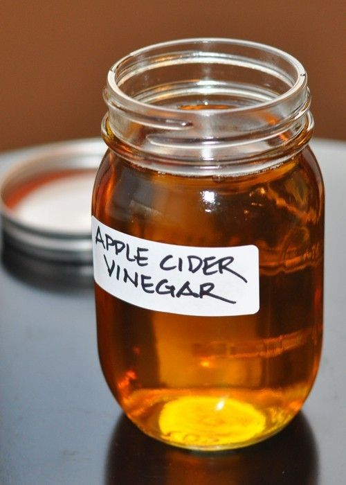 The Apple Cider Vinegar Cleanse     Mix 2 teaspoons of apple cider vinegar into 8 ounces of water and drink before every meal. It not only flushes toxins from your system but it suppresses your appetite to keep you from overeating.
