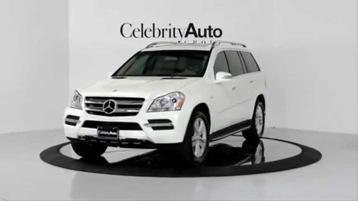 Mercedes Benz GL350 Bluetec 2003