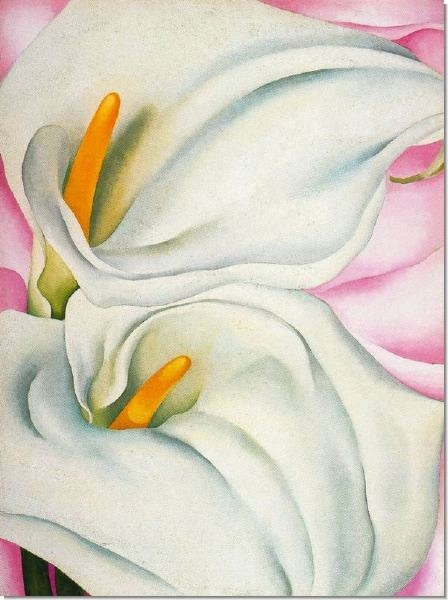 Georgia O' Keeffe been to her museum in Santa Fe New Mexico-love her art.
