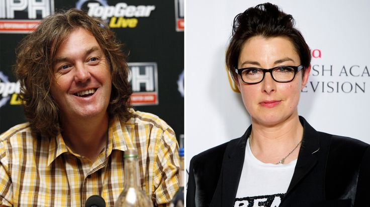 Top Gear host James May has come out in support of Sue Perkins after she quit Twitter amid abuse over her possible links to the show.