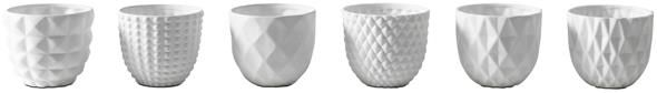 Modern home decor accessories - tealights from BoConcept great to use on outdoor dining this summer