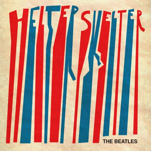 The Beatles, Helter Skelter album art:   Craig Burgess