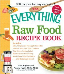 22 best images about books on pinterest the everything raw food recipe book forumfinder Gallery