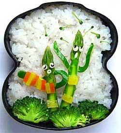 Obento School Lunch