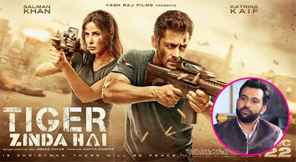 """Directing the much-awaited """"Tiger Zinda Hai"""", starring Salman Khan, was a mammoth task for director Ali Abbas Zafar as he was under pressure to live up to the expectations of the superstar and his fans.""""Tiger Zinda Hai"""" is the second installment of the 2012..."""