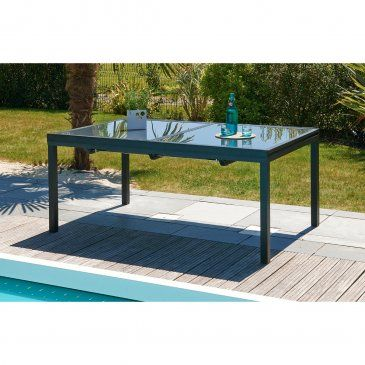 17 best Tables de jardin images on Pinterest | Extension cords, Grey ...