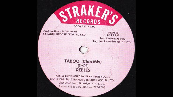 Rebles  - Taboo Club Mix