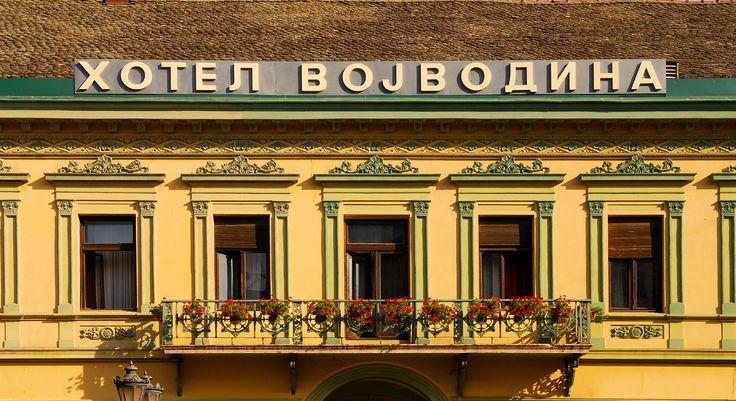 Voivodina Hotel, city of Novi Sad, province of Voivodina